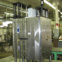 Plastic injection molds for multiple components or multiple parts within one mold