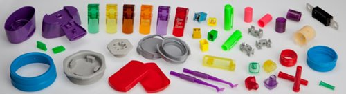 Plastic injection molds and molding for consumer packaging, food & beverage, personal care, etc