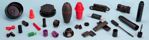 Plastic molds and molding for electronics and appliances